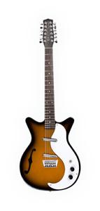 Danelectro 59 DC TSB 12 String E-Gitarre