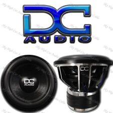 """DC AUDIO Level 5 18"""" 1 ohm Dual Voice Coil Subwoofer 3500/7000 Watt NEW"""