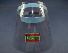 Dental Medical Lab Face Shield With Frame Set /1 Blue 10 Protective Film TOSCANA