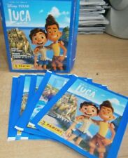 More details for panini disney pixar luca stickers collection: 10 25 50 packs or sealed box