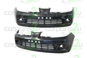 TO SUIT NISSAN TIIDA C11 FRONT BUMPER 02/06 to 11/09