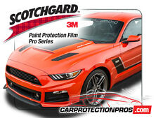 2015-2017 Ford Mustang Roush 3M Pro Series Clear Bra Deluxe Paint Protection Kit
