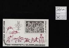 Polen postfris 1979 MNH block 74 - Pools Olympisch Commitee
