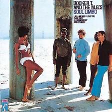 BOOKER T AND THE MGs Soul Limbo NEW & SEALED SOUL FUNK R&B LP Vinyl (STAX)