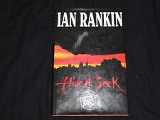 Hide and Seek by Ian Rankin (Hardback, 1991 1st edition 1/1)