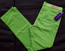 """RALPH LAUREN PURPLE LABEL 5 POCKET PANT """"BRIGHT GREEN"""" MADE IN ITALY Gr 34/34"""