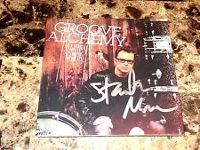 Stanton Moore Rare Signed CD Groove Elchemy Galactic Corrosion of Conformity COC