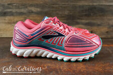 EXC! Brooks Glycerin 13 Womens Size 9.5 Running Shoes Pink Teal Black