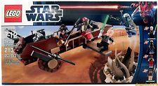 Lego Star Clone Wars 9496 DESERT SKIFF Sarlacc Lando Luke Skywalker Minifig MISB