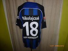 """FSV Frankfurt Jako Matchworn Trikot 2008/09 """"HYUNDAI""""+ Nr.18 Mikolajczak Gr.M- L"""