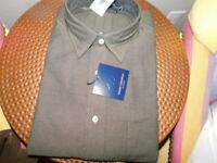 Daniel Cremieux Size L Large Long Sleeve Men's Shirt NWT