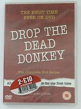 Drop The Dead Donkey - Series 3 (DVD, 2005, 2-Disc Set) New And Sealed