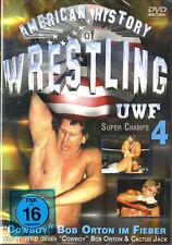 DVD/ American Historia of Wrestling - CUP 4 nuevo y emb. orig.