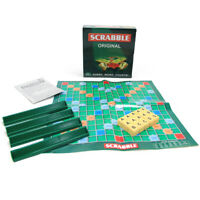 Scrabble Board Game Adults Kids Vocabulary Educational Toys Family Game NewON YK
