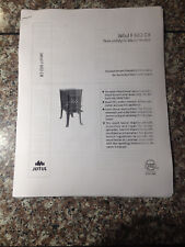 Jotul F 602 CB wood stove manual installion and operating