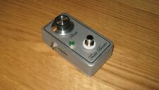 Treble Booster - Brian May Red Special Style - Effect Pedal - Metallic