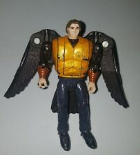 Hasbros Transformers Deluxe Animorphs Tobias Hawk Wings Bird 1998