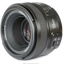 YONGNUO YN50mm F1.8N Standard Prime Lens - For Nikon DSLR