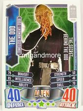 #TM34 The Ood - Alien Attax Doctor Who - 50th Anni