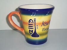 New Orleans Birthplace Of Jazz Mug Cup Free Shipping -011308