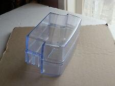 Used Caple RI731 Built-in Fridge/Freezer Fridge Dairy Butter/Egg Shelf With Lid