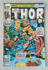 The Mighty Thor #277 VF 8.0