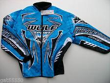 New Wulfsport Sz Xl Enduro Motocross Trials Jacket Exc Kx Cr Yz Rm Montesa Beta