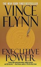 Executive Power (Mitch Rapp) by Vince Flynn, Good Book