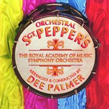 DEE PALMER-THE ORCHESTRAL SGT PEPPERS CD NEW