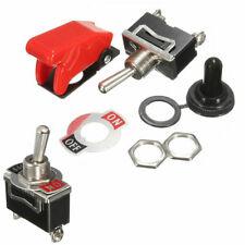 Kippschalter 6A/250V AC 10A/125V AC Kipp Wipp Schalter Wasserdicht Schutzkappe