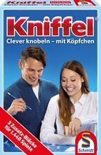 Kniffelblock 3er Pack Spiele Zub...