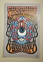 Further Phil Lesh Bob Weir Tour Poster 2013 Sweetwater Grateful Dead