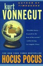 Hocus Pocus - Good - Vonnegut, Kurt - Paperback
