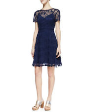 NWT Nanette Lepore Lacy Not Racy Dress 6 $398
