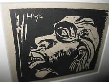 PECHSTEIN Hermann M., *1881   Die Maske  Wkvz. H 212