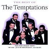 The Best Of The Temptations Temptations CD Album