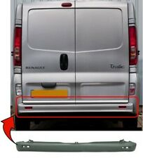 Renault Trafic 2001-2014 Rear Bumper Centre Section Insurance Approved UK Seller