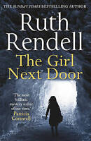 The Girl Next Door by Rendell, Ruth, Good Used Book (Paperback) Fast & FREE Deli