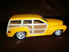 Hawk J. Lloyd Thom Taylor Yellow Vehicle