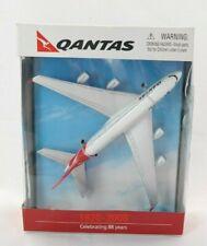 Qantas 1920 - 2008 Celebrating 88 Years Diecast Airbus A380 Plane Model SN