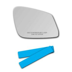 S-793R Mirror Glass for 09-17 Various BMW Models Passenger Side View Right RH R