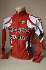 SMS Santini Made in Italy Gore Windstopper Thermal Cycling Jacket Size XS