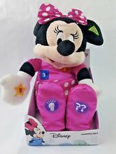 Disney- minnie Mouse Bow-tique- Learning Pals- Color Numbers Shapes