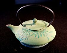 Vintage Japanese Cast Iron 500ml Teapot