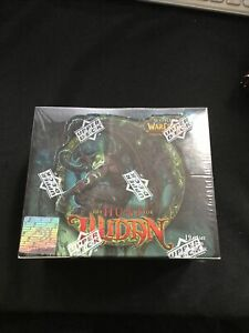 World of Warcraft TCG The Hunt for Illidan Booster Box (Sealed, OOP)