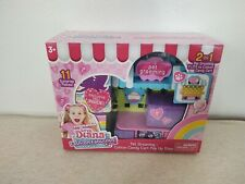 Love Diana Pet Grooming Cotton Candy Pop Up Shop W Exclusive Doll 11 Sup NIB