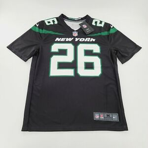 Nike Dry NFL On Field New York Jets Jersey Leveon Bell #26 Mens Size Medium NWT