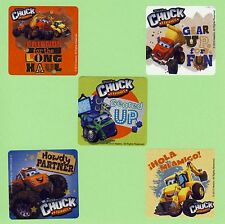 15 Chuck and Friends Trucks - Large Stickers - Party Favors - Rewards - Tonka