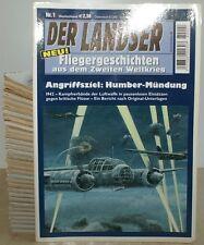 Der Landser Fliegergeschichten Komplett Band 1-61 Z1-2, Z2