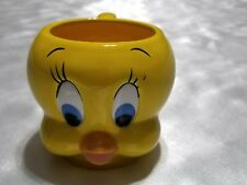 Tweety Bird Mug Cup 3D Warner Bros Looney Tunes Cartoon Character Yellow